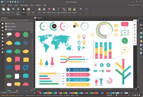 infographic elements vector editable