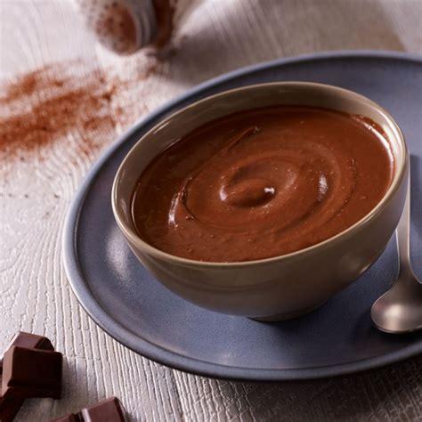 creme au chocolat cuisine ta mere