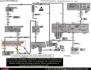 90 Ford F150 Wiring Diagram by Parasitic Battery Draw 1990 Ford F150 Dewitz