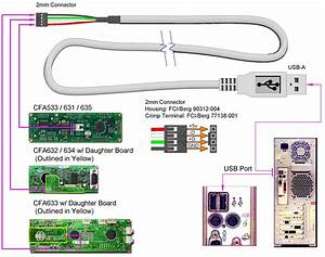 Usb Micro Plug Wiring Power Diagram