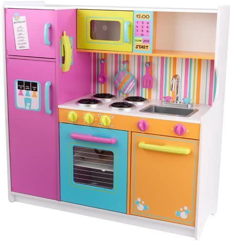 deluxe big  bright kitchen kidkraft kids play