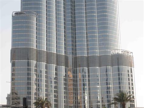 The Burj Khalifa's Base Of The Building