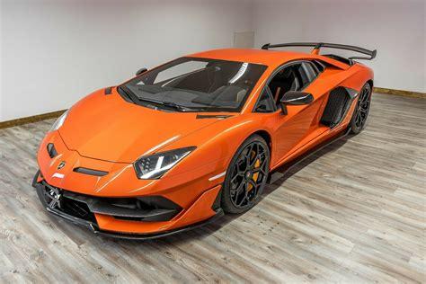 Lamborghini Aventador SVJ - Luxury Pulse Cars - Germany