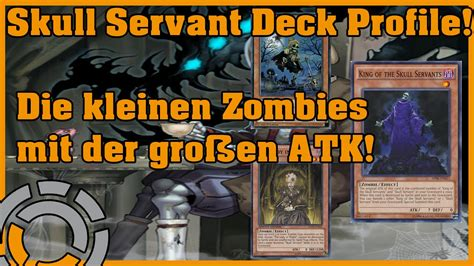 Skull Servant Deck Profile 2017 by Yu Gi Oh Skull Servant Deck Profile July 2015 Banlist