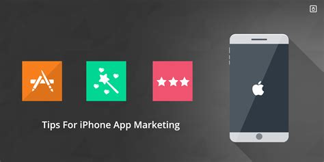 tips for iphone app marketing iphone application marketing