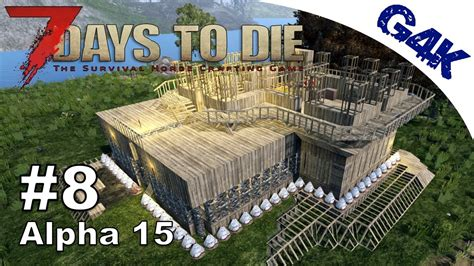 7 Days To Die Home Design : Last Experimental Episode