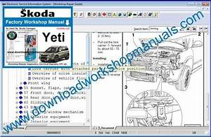 Skoda Yeti Workshop Repair Manual