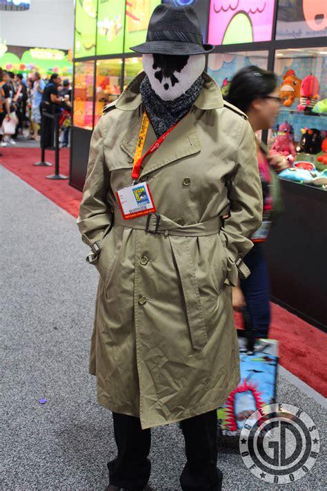 sdcc  cosplay   rorschach