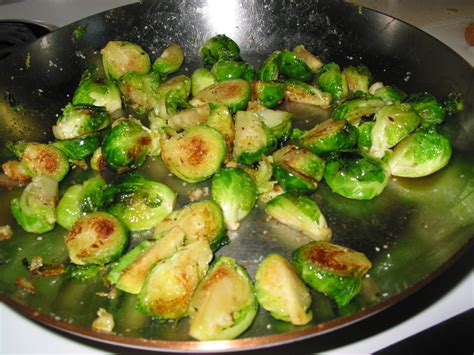 how to sautee sauteed brussels sprouts recipe dishmaps