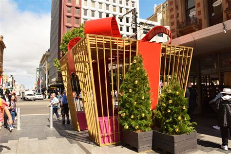 Rundle Mall Christmas Decorations