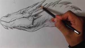 How to Draw Smaug from The Hobbit - Easy Things to Draw ...
