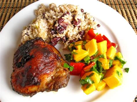 jamaican jerk chicken recipe  closet cooking