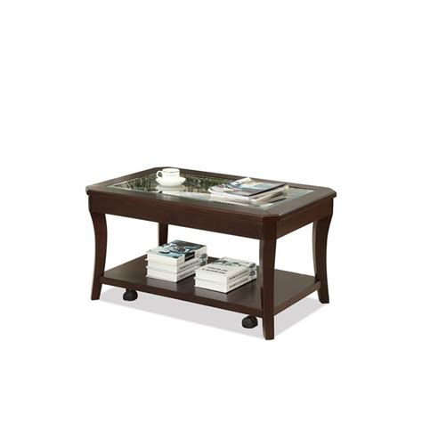 Bancroft Caster Coffee Table  Eaton Hometowne Furniture
