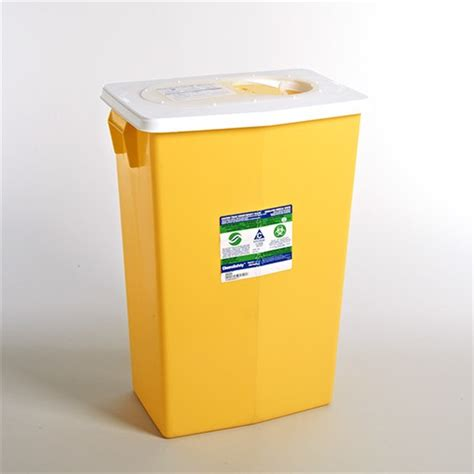 18 Gallon Covidien Chemotherapy Container | Stericycle