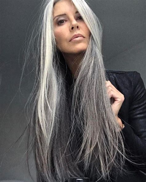 silver hair styles hairstyles for gray hair hairstyles 9761