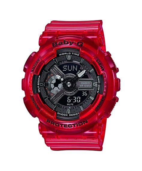 ba cr   shock tandem series baby  timepieces casio