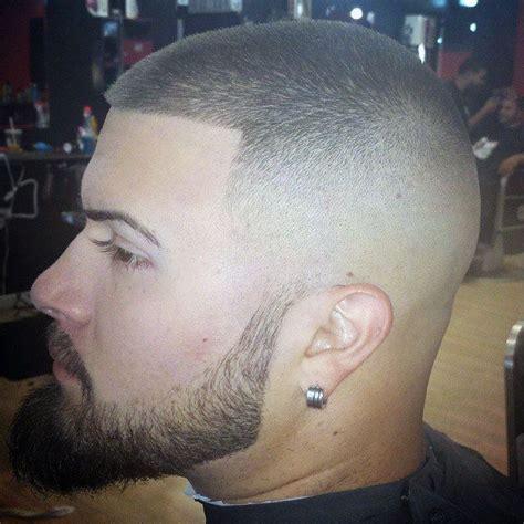 Bald Fade With Beard   newhairstylesformen2014.com