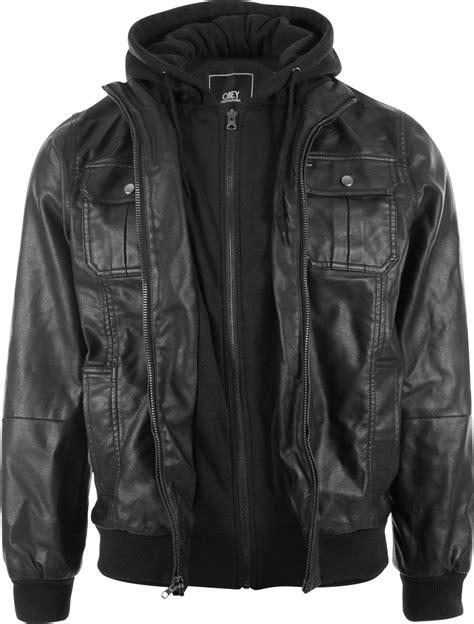 foto de Obey Rapture jacket black