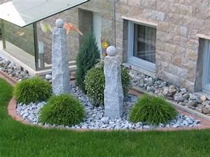 Garten Mit Steinen Anlegen : gestaltungsideen neubau gartenanlage tipps natursteinblog ~ Bigdaddyawards.com Haus und Dekorationen