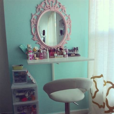 black vanity desk ikea i can put 2 drawers underneath the waall desk for