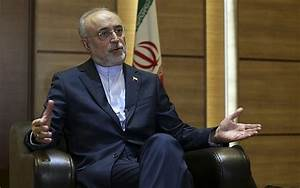 Iran nuclear chief says atomic program strong in AP ...