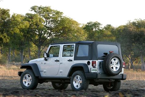 Jeep Wrangler Unlimited Picture by 2007 Jeep Wrangler Unlimited Picture 170078 Car Review