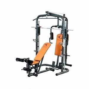 Banc De Musculation Decathlon Domyos