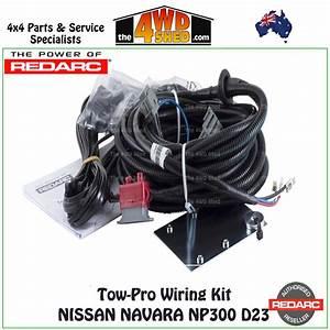 Tow-pro Wiring Kit - Nissan Navara Np300