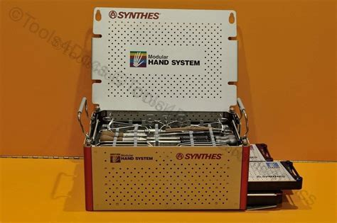 Used Synthes 145200 Modular Hand System Orthopedic