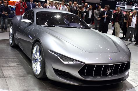 Maserati Alfieri Concept Geneva 2014 Photo Gallery Autoblog