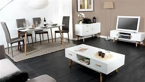 inspiration deco de salle a manger avec basika With meuble de salle a manger avec achat meuble scandinave