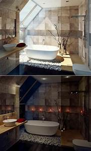faience salle de bain originale With faience salle de bain zen