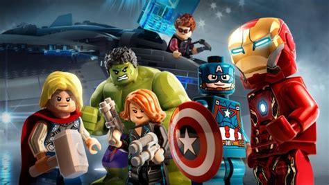 LEGO Marvel Vengadores en Europa el 29 de enero