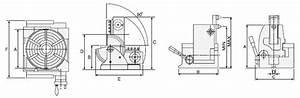 Universal Tilting Rotary Table