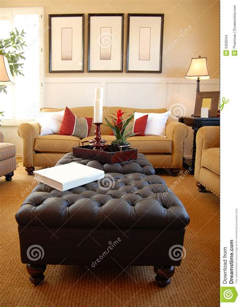 Beautiful Modern Living Room Stock Images  Image 6358044