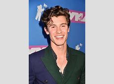 Shawn Mendes attends the 2018 MTV Video Music Awards at