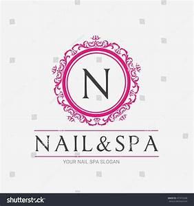 Nail Salon Logo Design Ideas   Motavera.com