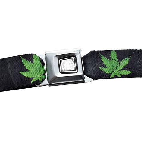 Belt Leaf 420 marijuana leaf buckle belt buckle belts