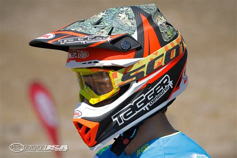 motocross helmet design bell helmets to be the official helmet at the mammoth