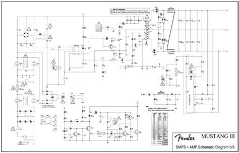 fender mustang repair   gear page