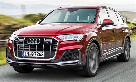Neues Audi Q7 Facelift by Neues Audi Q7 Facelift 2019 Erste Testfahrt