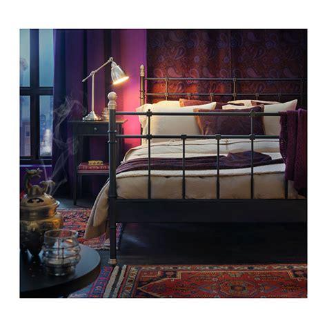 svelvik bed frame images
