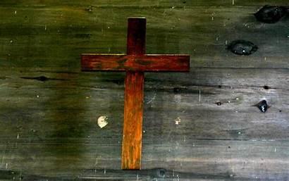 Cross Christian Desktop Background Wooden Wallpapers Backgrounds