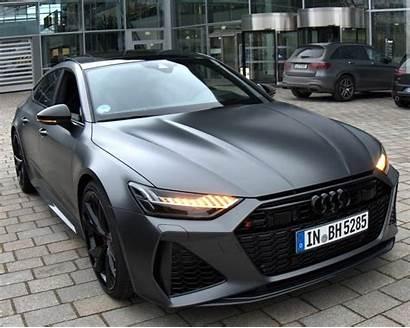 Grey Rs7 Daytona Matte Audi Menacing Stunning