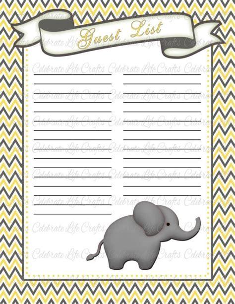 baby shower sign  sheet template sampletemplatess