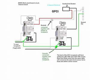 25 2 Pole Gfci Breaker Wiring Diagram