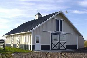 all the questions you have about prefab barns answered With barn tin colors