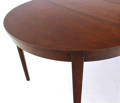 round tables with leaf extensions round dunbar dining table with four extension leaves for
