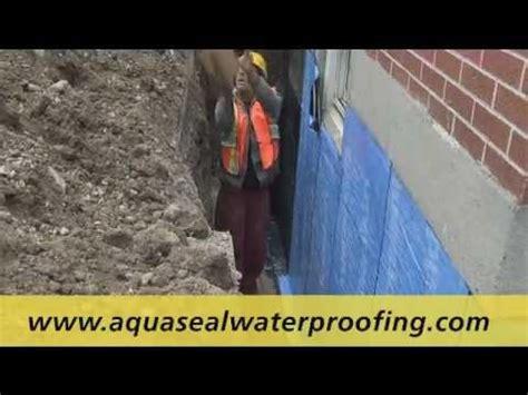 basement weeping tile youtube