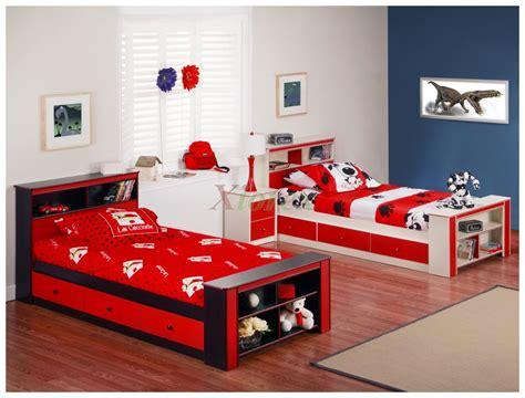 Bedroom Ellio Bunk Bed White Dakota Oak For Children Kids